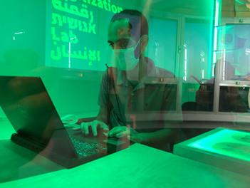 חממת בצלאל: המעבדה לדיגיטציה אנושית – עבודות