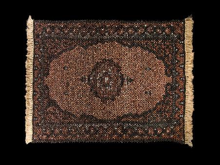 שטיח אבן, 2018, מעיין שחר