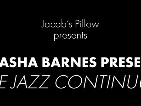 The Jazz Continuum: Aug 26 - Sept 9