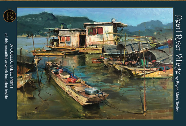 Bryan Mark Taylor_Pearl River Village -