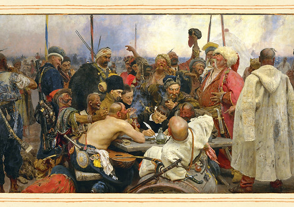 Reply of the Cossacks