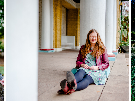 Ashley Langenstein   Senior Session at Tower Grove Park in St. Louis, MO   St. Louis Photography