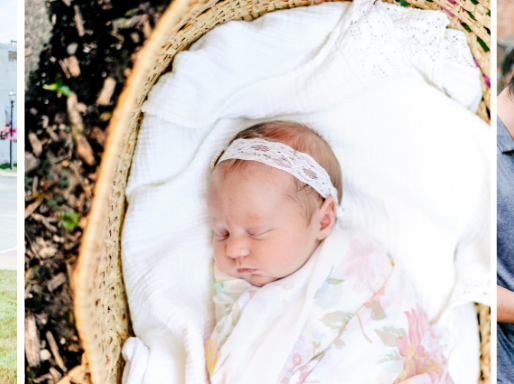 Baby Blythe | Newborn Session in Kokomo, IN | St. Louis Photography