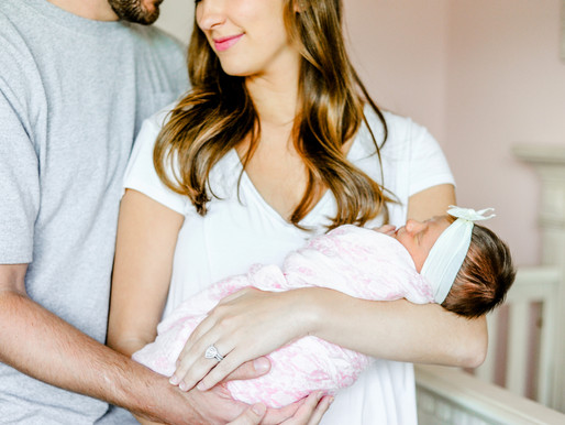 Baird Family | Newborn Session in Belleville, IL | St. Louis Photography