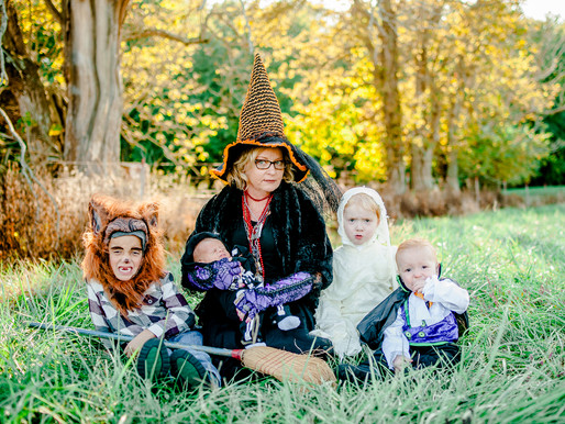 Hocking Halloween 2019   Cousin Session in  Browns, IL   St. Louis Photography