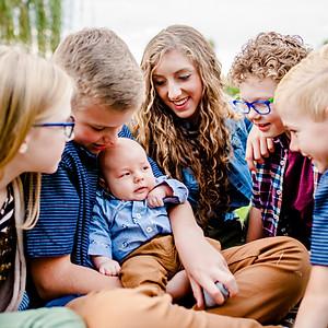 The Barringer Family