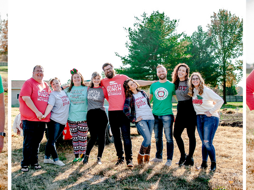 Shirts Galore And More | Christmas 2019 Line in Granite City, IL | St. Louis Photography