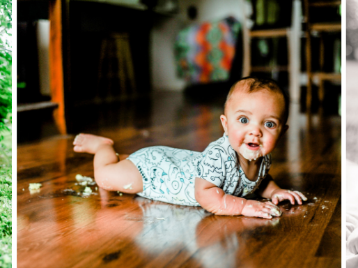 Baby Lorenzo | 6 Month Milestone Session in Fairview Heights, IL | St. Louis Photography