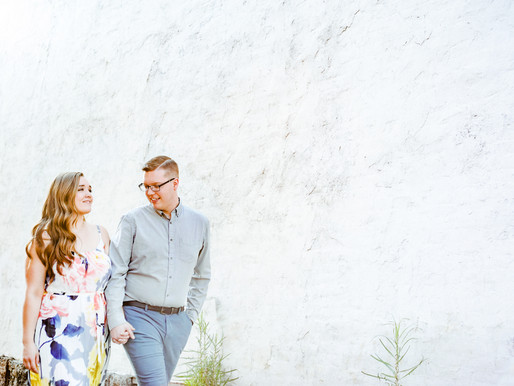 Rebecka & Andrew | Engagement Portraits in Rolla, MO | St. Louis Photography