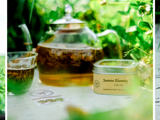 THE Tea is HERE | Blooming With Joy Tea Co, LLC in O'Fallon, MO | St. Louis Photography