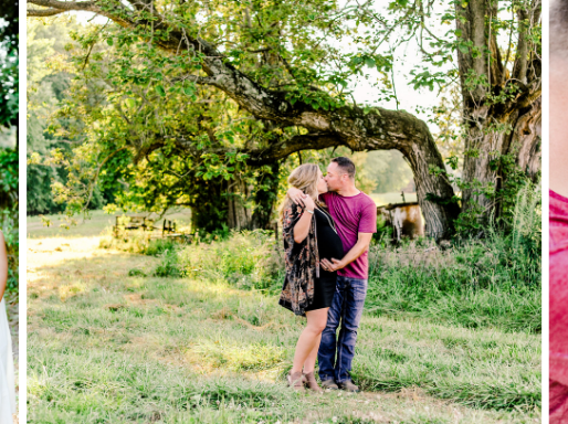 The Hockings   Maternity Session in Mount Carmel, IL   St. Louis Photography
