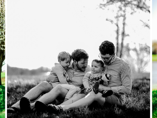 Hockstetter Boys   Uncle Family Session in Waterloo, IL   St. Louis Photography