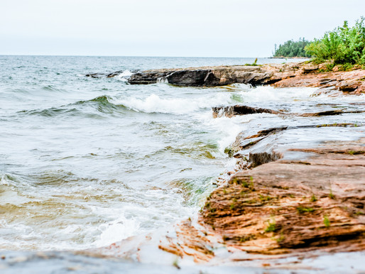 Upper Peninsula of Michigan   Traveling Moments   St. Louis Photography