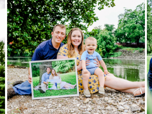 The Gruenewald Family | Family Session in Carlyle, IL | St. Louis Photography