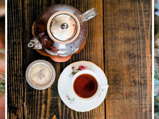 Tea - like, really good tea | Blooming With Joy Tea Co, LLC in O'Fallon, MO | St. Louis Photography