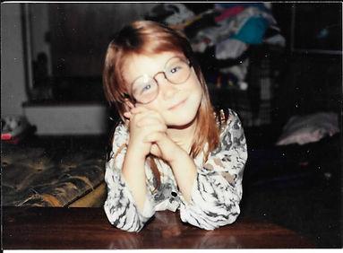 Laura Hocking circa 1993