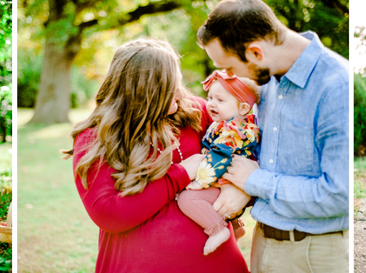 The Jones Family | Family Session at Tower Grove Park in St. Louis, MO | St. Louis Photography