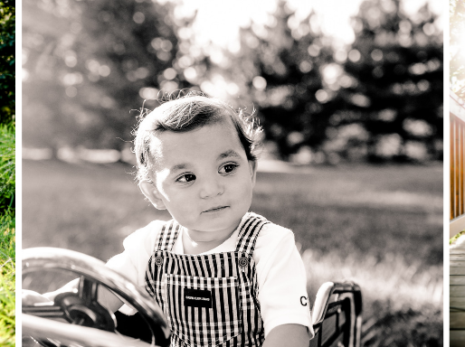 Baby Jayden | 12 Month Milestone Session in Defiance, MO | St. Louis Photography