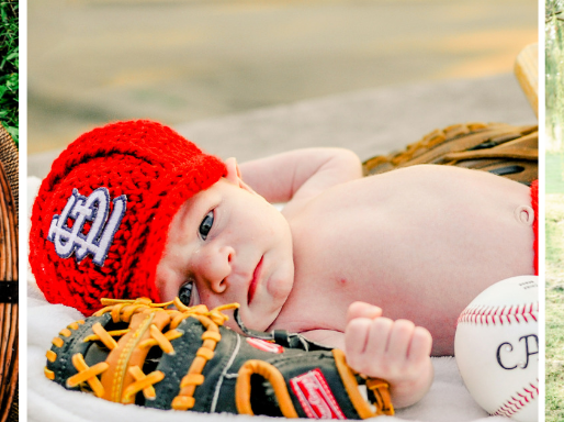 Baby Carson | Newborn Session in Columbia,IL | St. Louis Photography