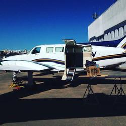 Por que não_ Projetos especiais também em aeronaves! #padrãoCBAudio
