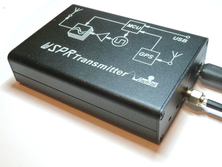 New WSPR Transmitter product