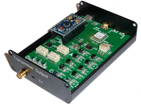 New revision of WSPR Desktop transmitter