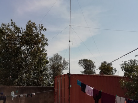 WSPR Desktop Transmitter in Tanzania