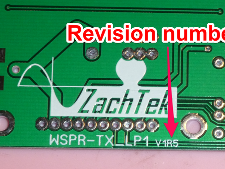Error on the WSPR-TX_LP1 PCB