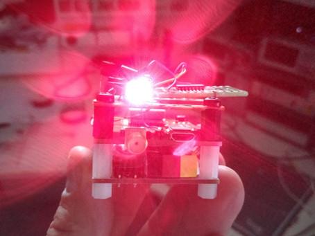 WSPR transmitter for 400TerraHertz
