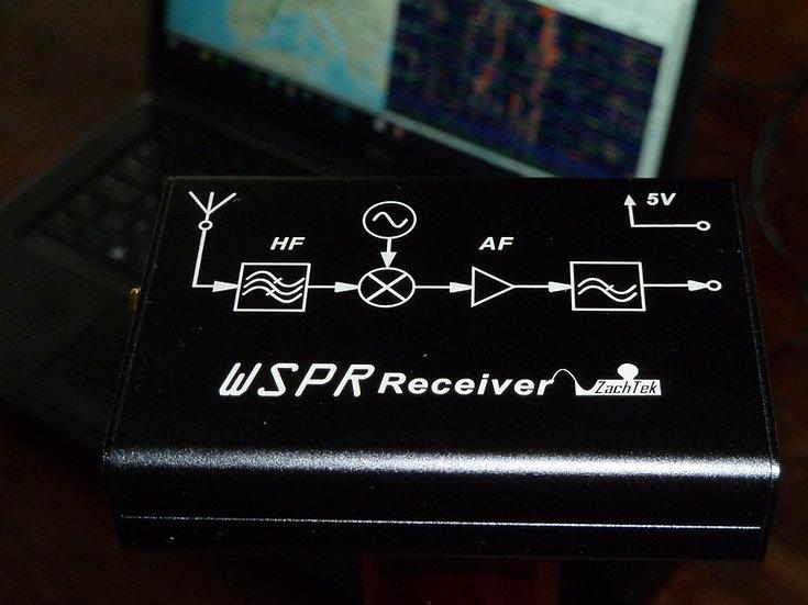 WSPR Receiver