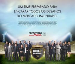 ANÚNCIO TIME FERNANDEZ MERA