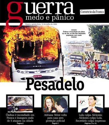 Jornal Comércio da Franca (Grupo GCN)