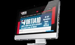 Logotipo Fortia Supplements