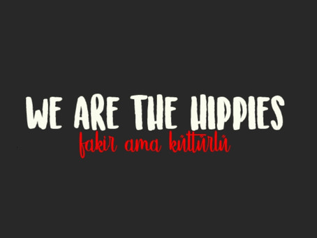 We Are The Hippies Interview