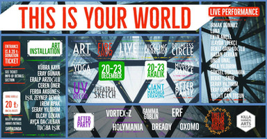 This Is Your World - Art Gathering
