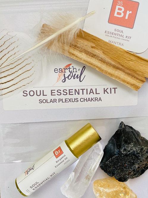Soul Essential Kit - Solar Plexus Chakra