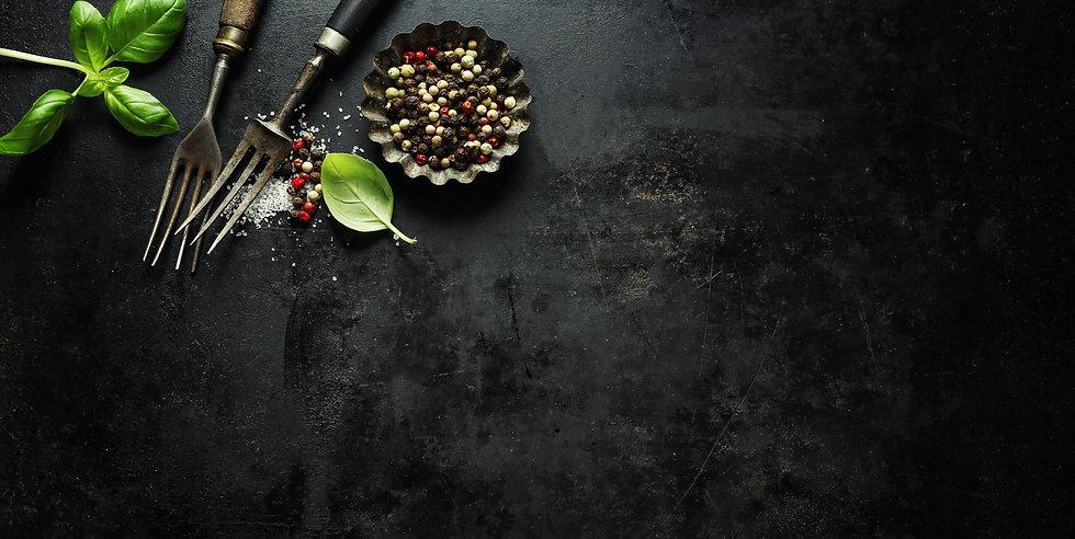 vintage-old-rustic-cutlery-on-dark_edite