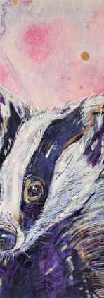 Bic Beaumont Art_Brock the Badger_origin