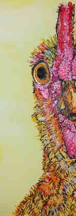 Bic Beaumont Art_Shirley_Original painti