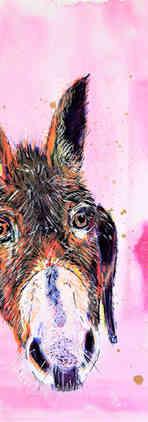 Bic Beaumont Art_Moe the donkey_original