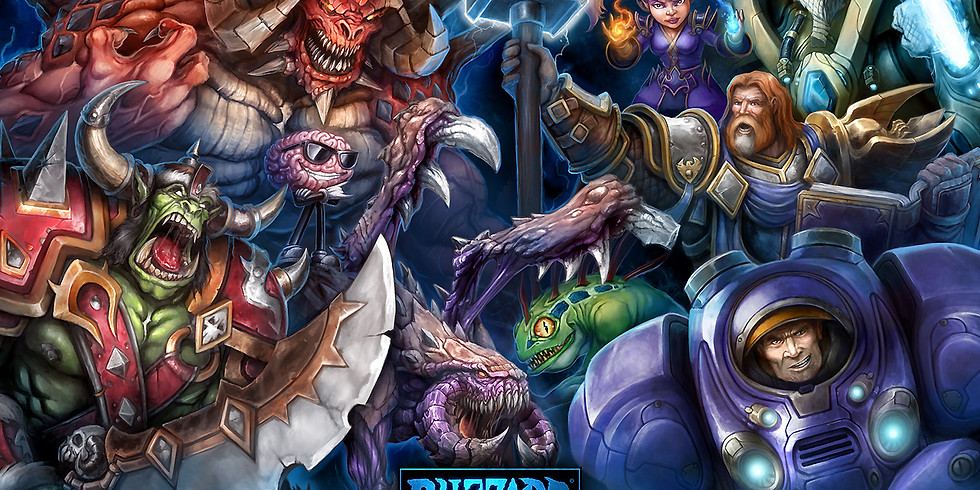 Andrea Toyias Blizzard Video Game Workshop 9/18