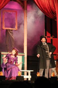 The Revenge of Sherlock Holmes!