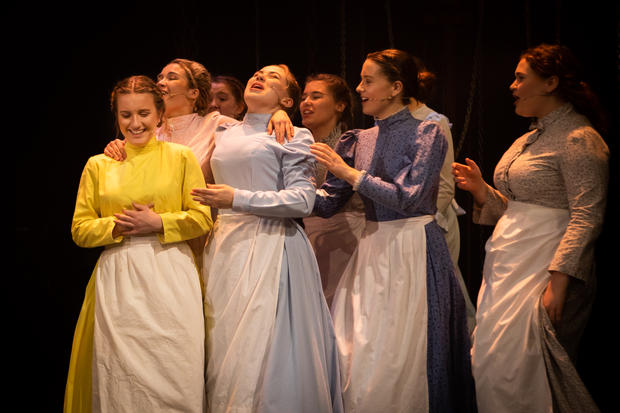 The Dickens Girls