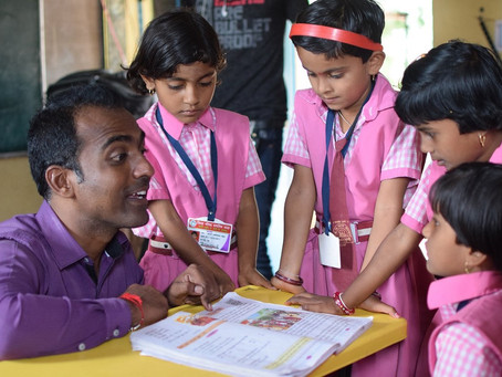 Global Teacher Prize 2020