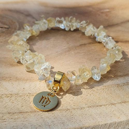 Bracelet astro • Vierge
