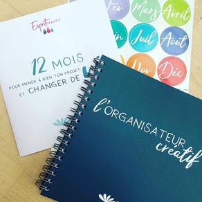 L'Organisateur Créatif - Edition 2019-2021