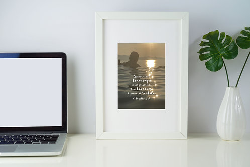 """Carte postale """"Rêves"""""""