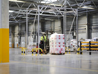 Logistics automation - the importance of volume measurement