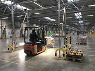 Five benefits of logistics automation
