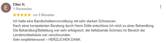 Ellen h Bandscheibe